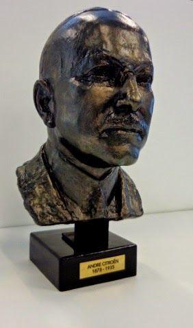 Buste André Citroën