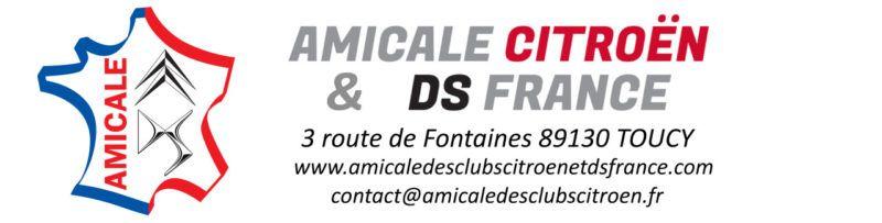 Logo Amicale Citroën & DS France