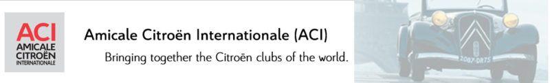 Amicale Citroën Internationale