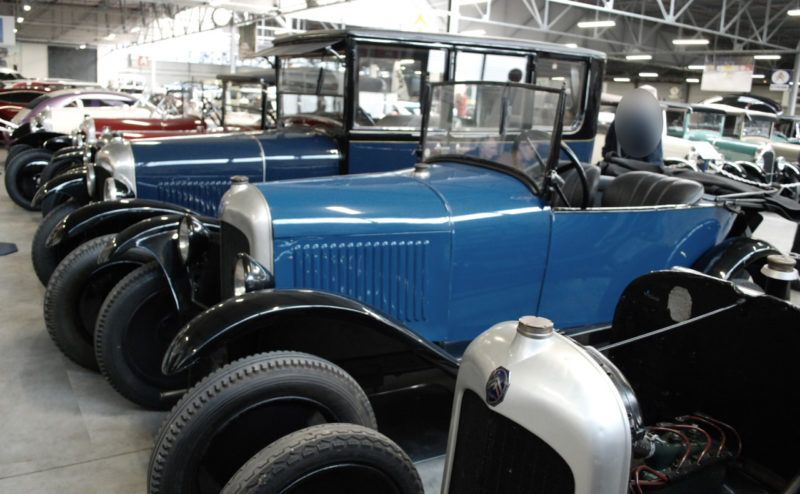Patrimoine Citroën HERITAGE