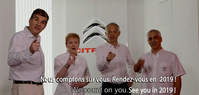 """Rendez vous au """"Centenaire"""" de 2019 !"""
