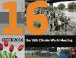 Livre souvenir du 16 ème ICCCR