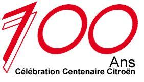 Célébration des 100 ans de Citroën