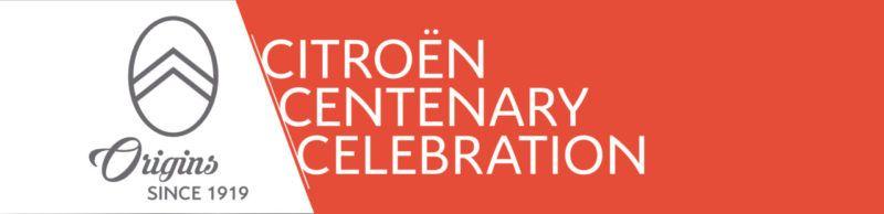 Célébration Centenaire Citroën